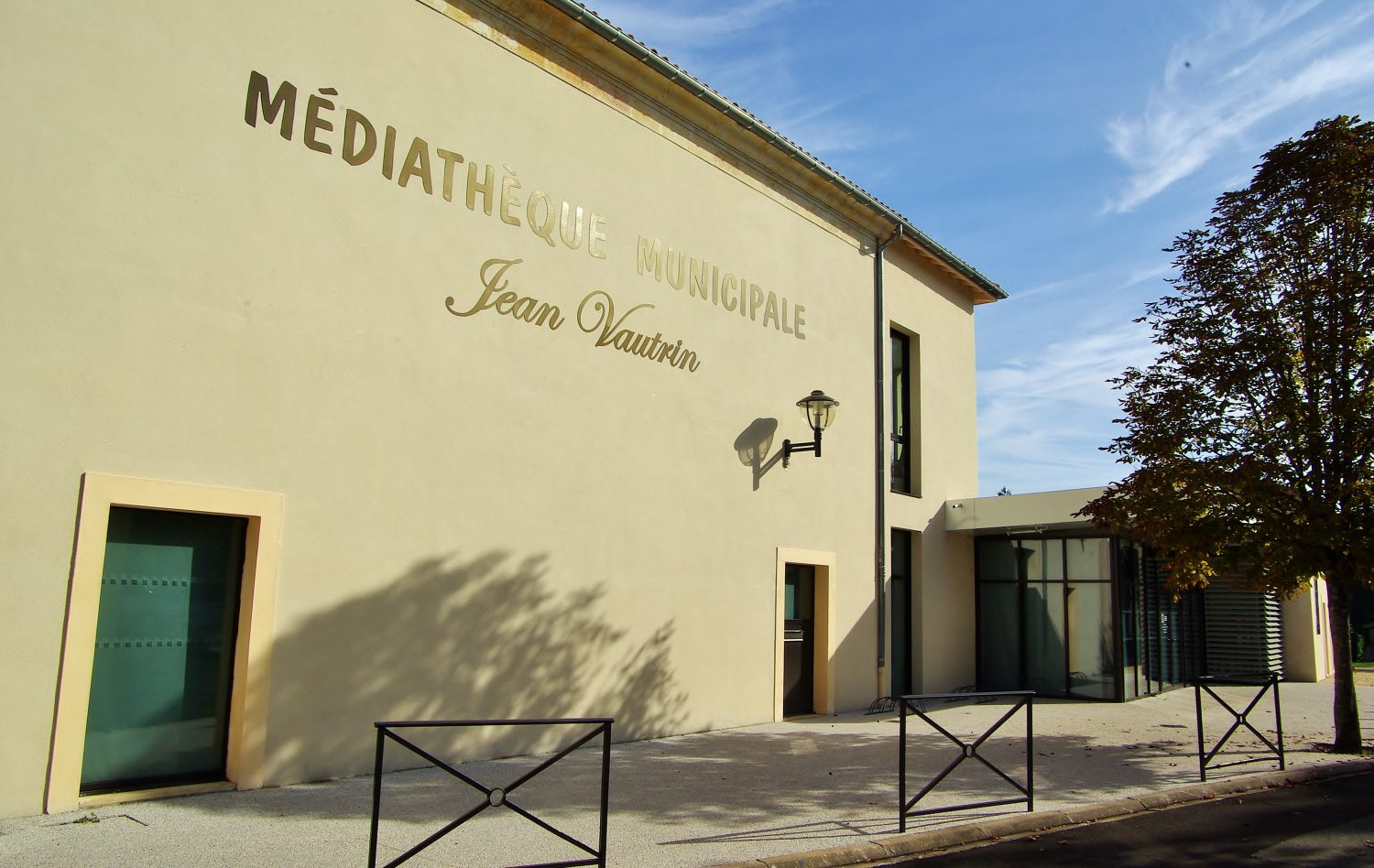 mediatheque JV